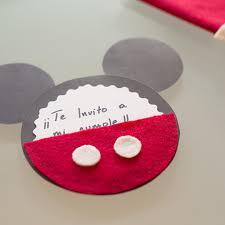 Invitaciones Para Fiestas Perfectas Para Fanaticos De Disney Vix