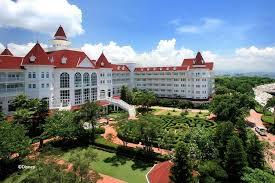 hong kong disneyland hotel hong kong