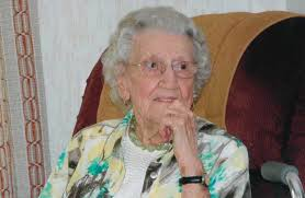 "Obituary of Florence ""Polly"" Alma Murphy 