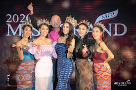 Miss Grand Thailand (official) on Twitter: