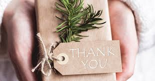 gift thank you messages