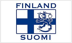 Amazon Com Cafepress Finland Suomi Flag Rectangle Sticker Rectangle Bumper Sticker Car Decal Home Kitchen