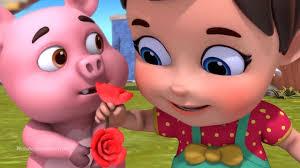 Ba Bà Đi Bán Lợn Con , Con Heo Đất, Một Con Vịt ♥ Nhạc Thiếu Nhi ...