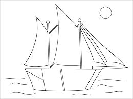 Ảnh đẹp: Tổng hợp các bức tranh tô màu thuyền buồm đẹp nhất - Thư ...