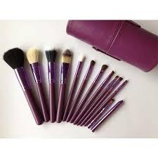 cosmetics makeup brush set