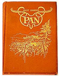 Pan (novel) - Wikipedia