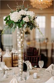 sophisticated tall wedding centerpieces