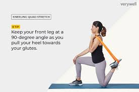stretching routine with resistance bands