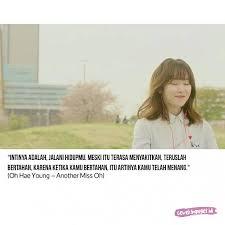 quotes inspiratif dari karakter cewek keren di drama korea