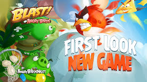 Buruan Unduh Gratis Angry Birds Blast Versi Terbaru dari Rovio – ::  DigitalMania ::