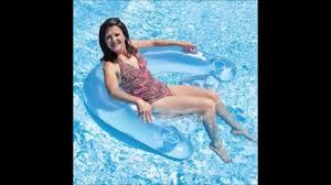 intex sit n float inflatable loung