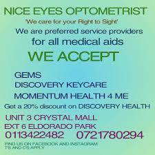 nice eyes optometrist publicaciones facebook