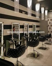 led light salon furniture styling
