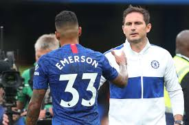 Chelsea put £26m asking price on wantaway full-back Emerson with  Leicester's Chilwell set to complete move