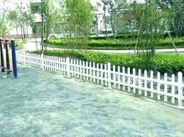 small fences for gardens iida club