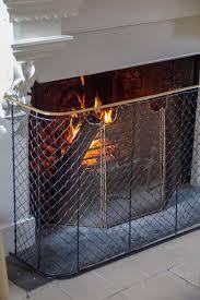 how do i choose a fireplace screen