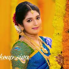 bridal makeup tamilnadu style