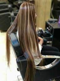 hair rebonding service smoothing