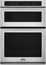 double wall oven microwave combo oven