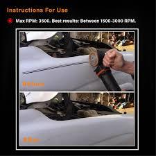 Eb0155 Ewk Decal Rubber Adhesive Eraser Pad Wheel Vinyl Stripe Eraser With Drill Adapter Ewk