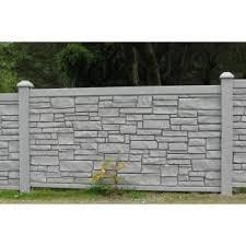 Mobile Fence Panels Brick Fence Fence Design