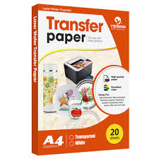 Inkjet Clear White Water Transfer Paper Water Slide Decal Transfer Paper A4 A3 Need To Spay The Vanish Buy White Water Transfer Paper Water Transfer Paper For Inkjet Printers Mugs Transfer Paper Without Coating Product On
