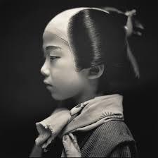 Ryo Ueguchi as Sendo, Matsuo Kabuki by Hiroshi Watanabe | Susan Spiritus  Gallery