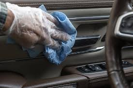 cleaning your car of the coronavirus