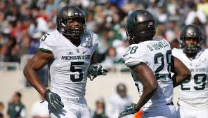 Extremely talented' linebackers boost Spartans