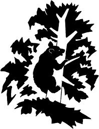 Wild Bear Decal Stoa 7 Wildlife Vinyl Window Stickers Wildlife Decal