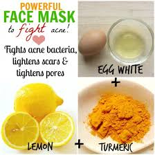 diy homemade face masks for acne how