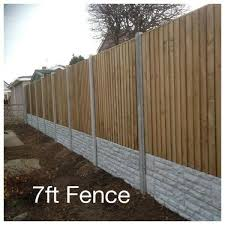 Forest Wooden Garden Close Board Fence Panel 6ft X 5ft For Sale Online Ebay