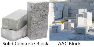 solid concrete blocks vs aac blocks