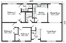 ranch style modular homes from gbi avis