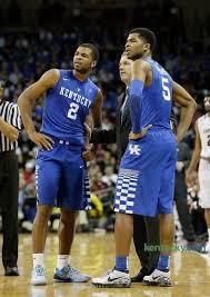 Kentucky head coach John Calipari talked with brothers Kentucky 's ...