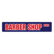 Barber Shop Street 3 Pack Of Vinyl Decal Stickers 1 5 X 7 For Laptop Car Walmart Com Walmart Com