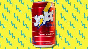 high caffeine jolt cola back in s