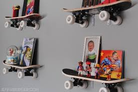 skateboard shelves jenna burger