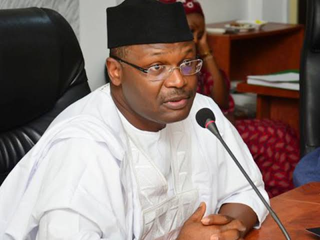 """INEC Chairman in Press Conference at the International Conference centre Abuja"" press release"