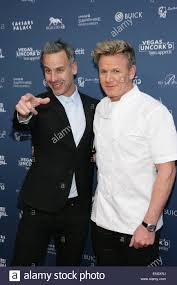 Las Vegas, NV, USA. 24th Apr, 2015. Adam Rapoport, Gordon Ramsay at Stock  Photo - Alamy