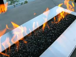custom 36 linear outdoor burner