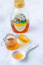 why i wash my face with honey so chic