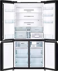 Tủ lạnh Hitachi Inverter 569 lít R-WB640VGV0(GMG) - Công nghệ Inverter,  Chức năng làm đá tự động, Hệ thống quạt kép làm lạnh nhanh