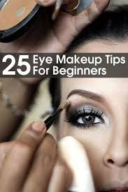 25 eye makeup tips for beginners by