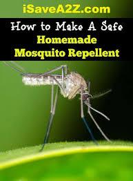 homemade mosquito repellent isavea2z
