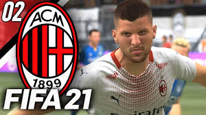 SERIE A, HAUGE & YOUTH ACADEMY!! FIFA 21 AC MILAN CAREER MODE #02 - YouTube