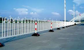 Mobile Fence Used For Temporary Security