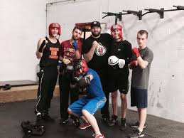 home tnt boxing and fitness academy