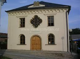 Kam na výlet - Židovská synagoga a hřbitov v Úsově, Střední Morava