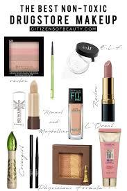 best non toxic cosmetics